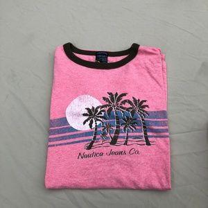 Nautica Men's Tee Shirt - Large